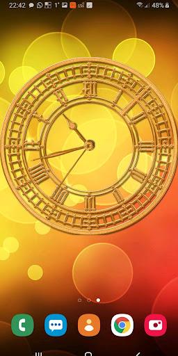 christmas clockfaces pro for battery saving clocks screenshot 2