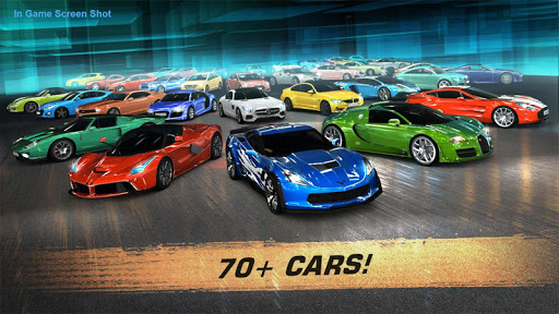 GT: Speed Club - Drag Racing / CSR Race Car Game apkmr screenshots 2