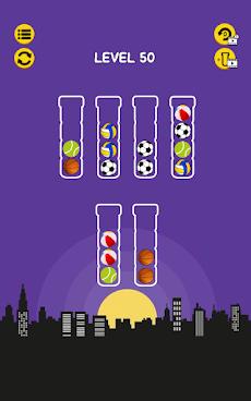 Sort It 2D - Ball Sort Puzzleのおすすめ画像4