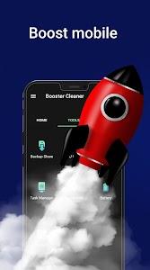 Booster & Phone cleaner - Boost mobile, clean ram 9.8 (Premium)