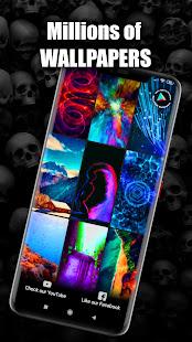 Skull Live Wallpaper   Skull Wallpaper