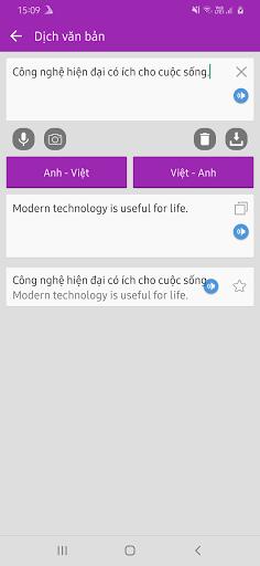 Dich tieng Anh - Tu dien Anh Viet TFlat 7.9.1 Screenshots 6