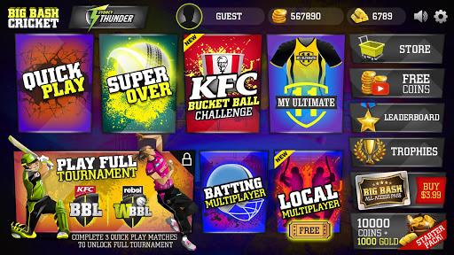 Big Bash Cricket 2.1 screenshots 2