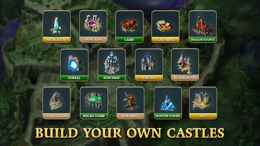 Heroes Magic War  screenshots 9
