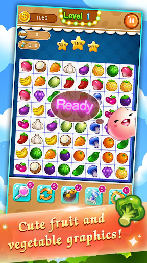 Fruit Connect: Free Onet Fruits, Tile Link Game 1.30201 screenshots 1