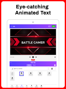 Intro Maker, Outro Maker, Intro Templates 32.0 Screenshots 22