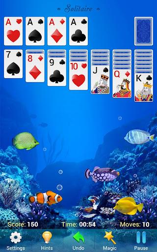 Solitaire - Classic Klondike Solitaire Card Game screenshots 10