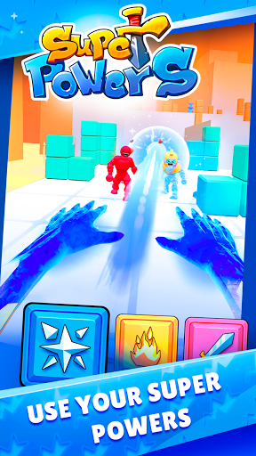Super Powers 3D  screenshots 5