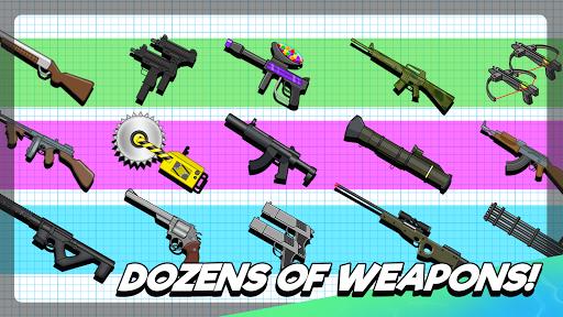Gun Fu: Stickman 2 - Fun Shooting Offline Action  screenshots 1