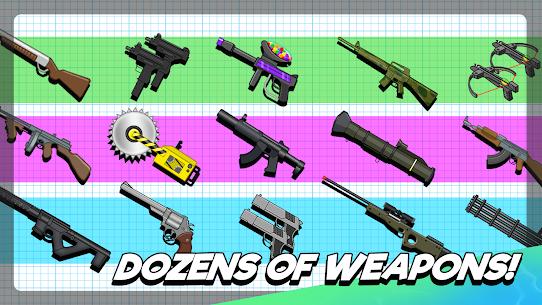 Gun Fu: Stickman 2 APK MOD HACK (Dinero Infinito) 1