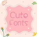 Cute Font for FlipFont , Cool Fonts Text Free