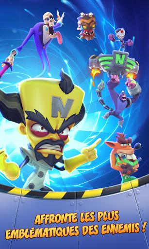 Code Triche Crash Bandicoot: On the Run! APK MOD (Astuce) screenshots 3