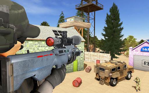 Code Triche Nouveaux jeux de tir gratuits hors ligne (Astuce) APK MOD screenshots 5
