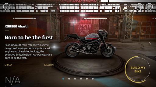 Yamaha MyGarage  Screenshots 6