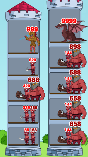 Hero Castle Wars  screenshots 6