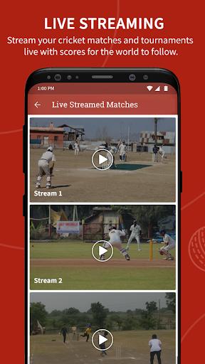Cricket Scoring App | Live Score - CricHeroes apktram screenshots 3