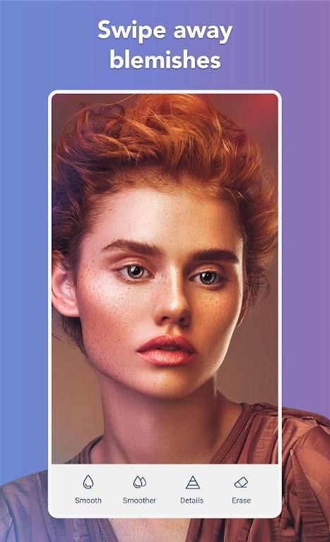 Facetune2 - Selfie Editor, Beauty & Makeover App  poster 2