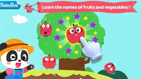 Baby Panda's Fruit Farm – Apple Family 1