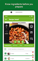 African Recipes : All Africa Food Offline Free