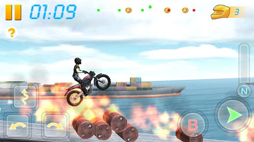 Foto do Bike Racing 3D