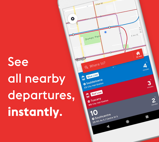 Calgary Transit 5.9.14 screenshots 1