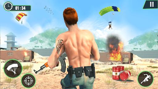 Firing Squad Fire Battleground Free Shooting Games screenshots 1