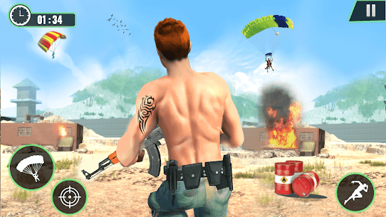 Download Firing Squad Fire Battleground For Your Pc, Windows and Mac 1