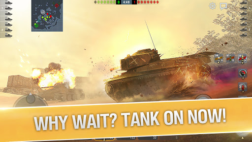 World of Tanks Blitz PVP MMO 3D tank game for free  Screenshots 6