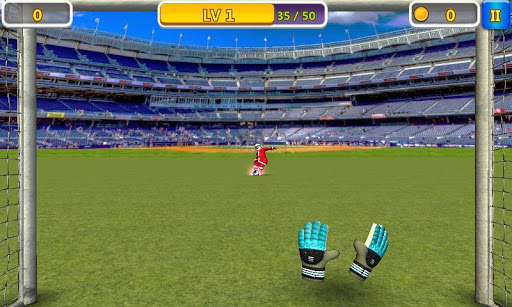 Super Goalkeeper - Soccer Game screenshots 3