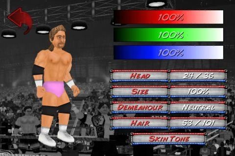 Wrestling Revolution screenshots 2
