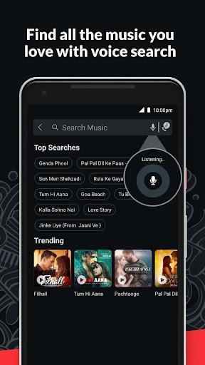 Wynk Music- New MP3 Hindi Songs Download HelloTune 3.11.4.0 screenshots 8