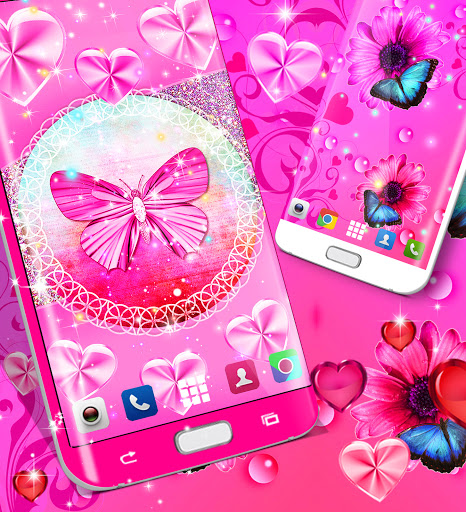 Wallpapers for girls apktram screenshots 6