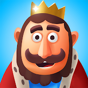 Idle King - Clicker Tycoon Simulator Games
