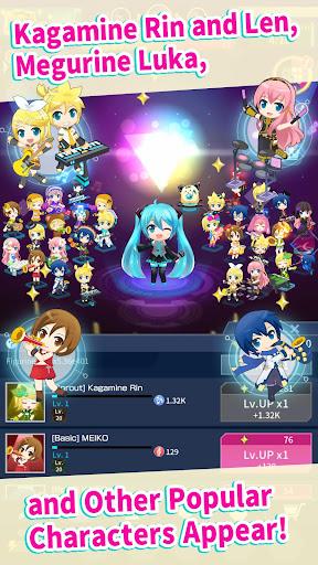 Hatsune Miku - Tap Wonder android2mod screenshots 5