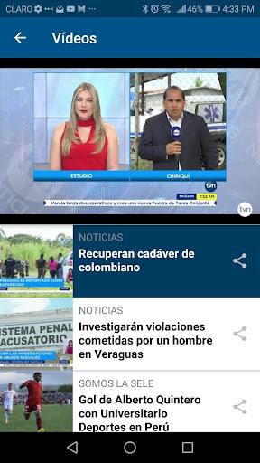 TVN Noticias 7.13.0 Screenshots 3