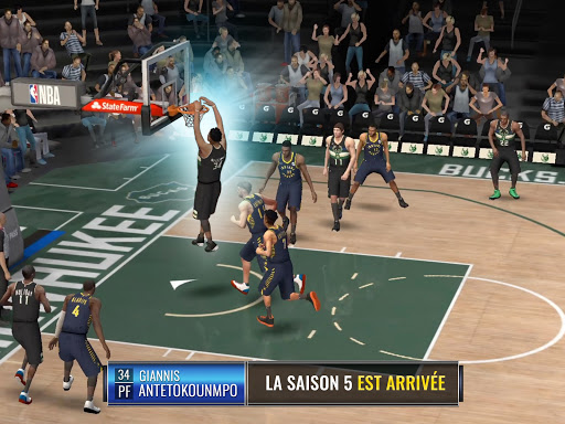 Code Triche NBA LIVE Mobile Basket-ball (Astuce) APK MOD screenshots 1