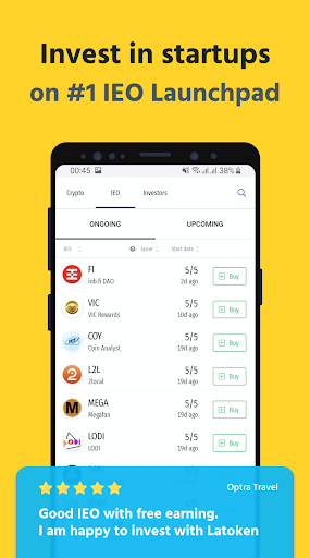 LATOKEN: Bitcoin Wallet, Crypto Exchange android2mod screenshots 7