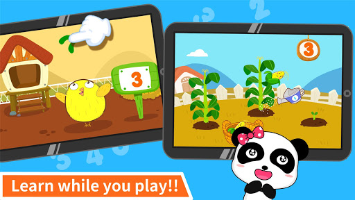 Baby Panda Learns Numbers  screenshots 3