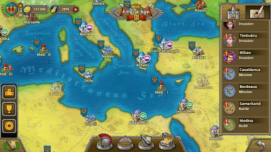 European War 5:Empire – Civilization Strategy Game 1.6.4 2