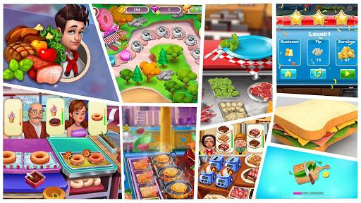Burger Cooking Simulator – chef cook game 10.0 screenshots 2