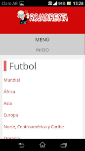 Roja Directa Futbol  For Pc – Windows 7, 8, 10 & Mac – Free Download 2