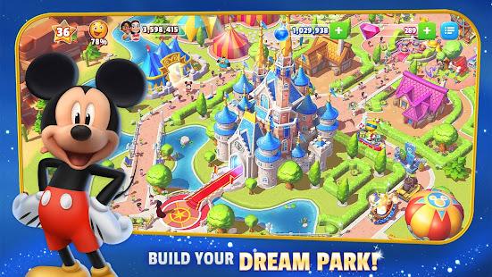 Disney Magic Kingdoms: Build Your Own Magical Park Mod Apk