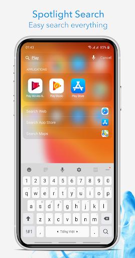 Launcher iOS 14 2.05 Screenshots 7