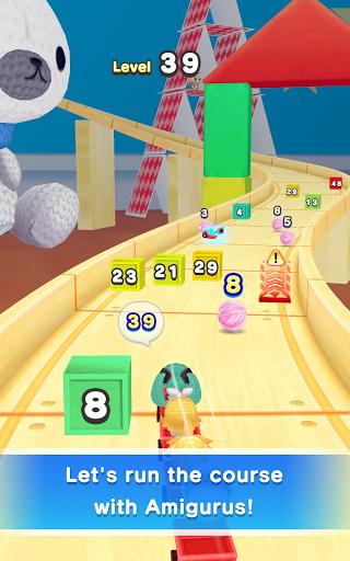 Hatsune Miku Amiguru Train 1.0.2 screenshots 2