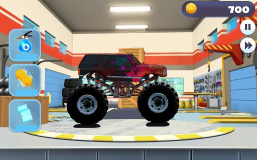 Truck Racing for kids  screenshots 8