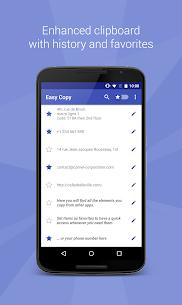 Easy Copy -The smart Clipboard (UNLOCKED) 3.3 Apk 1