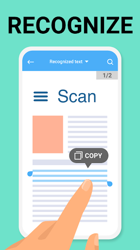 Scanner Go- PDF Scanner, PDF Maker, Camera Scanner apktram screenshots 8