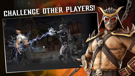 Hack Game MORTAL KOMBAT apk free