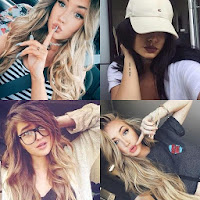 Selfie Pose Ideas For Girls