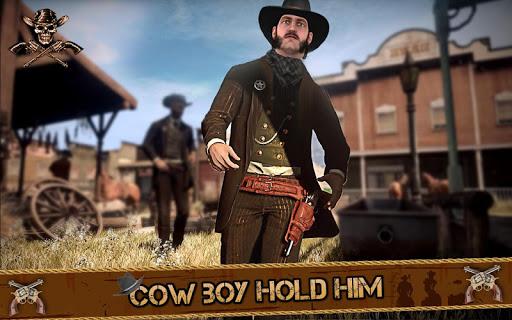 Western Cowboy Shooting :Wild West Game 2020 screenshots 5